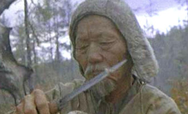 Дедовские ножи из глубин тайги