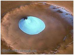 На Марсе когда-то была жидкая вода — но недолго