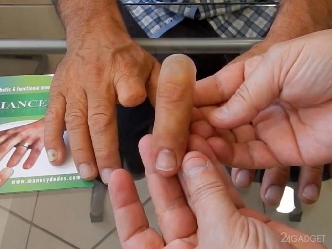 Невероятно реалистичные протезы (видео)