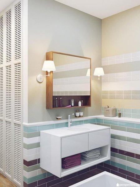 Эта идея сэкономит вам больше 12 000 руб при ремонте ванной комнаты…