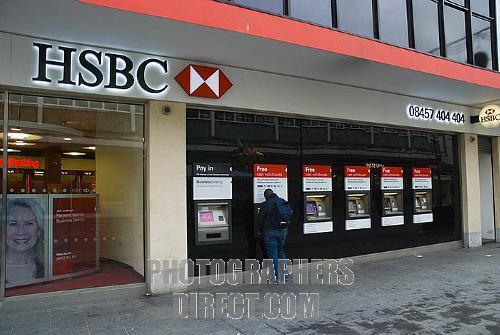 Английские банки!!!- почему так нельзя в РОССИИ?- 1 серия