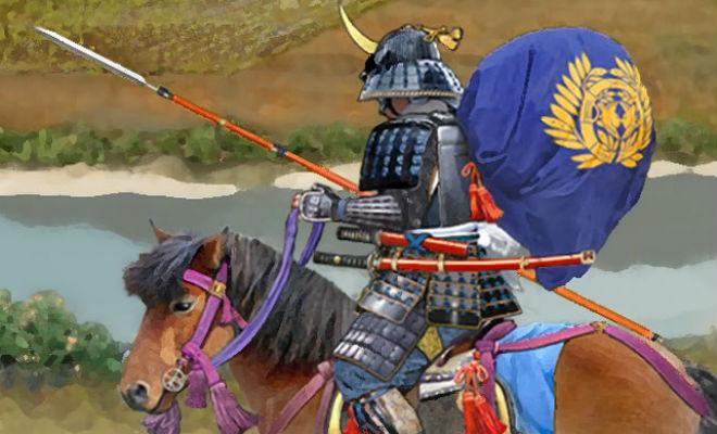 Надувной мешок за спиной: секретный арсенал самурая