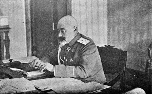 «Народ безмолвствовал»: очерк Деникина обУкраине под оккупацией немцев