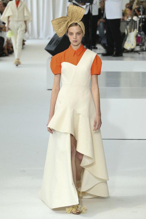 22 роскошных платья из новой коллекции Delpozo