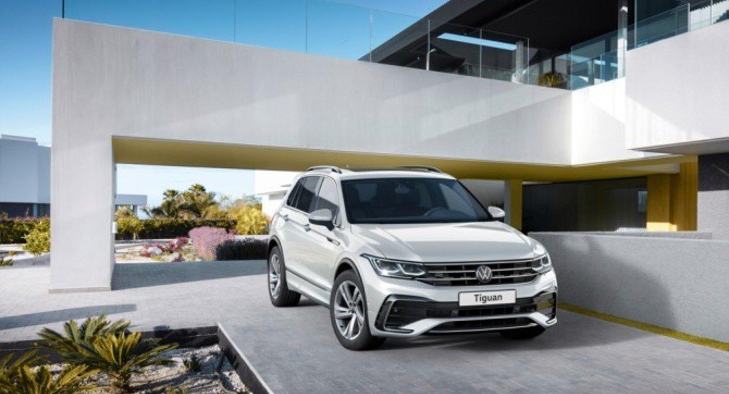 В ТОП-10 популярных иномарок Volkswagen Tiguan подорожал сильнее всех Автомобили
