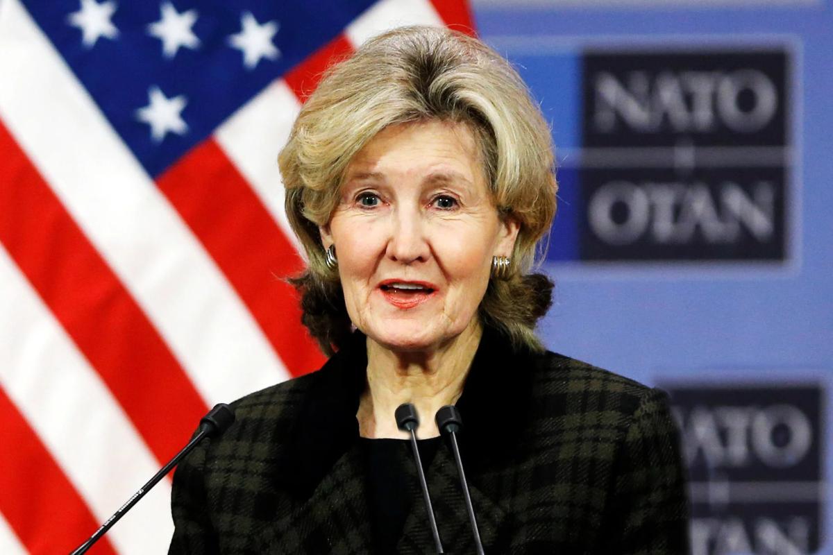 Кей Бейли Хатчисон, постоянный посол США в НАТО. Источник изображения: