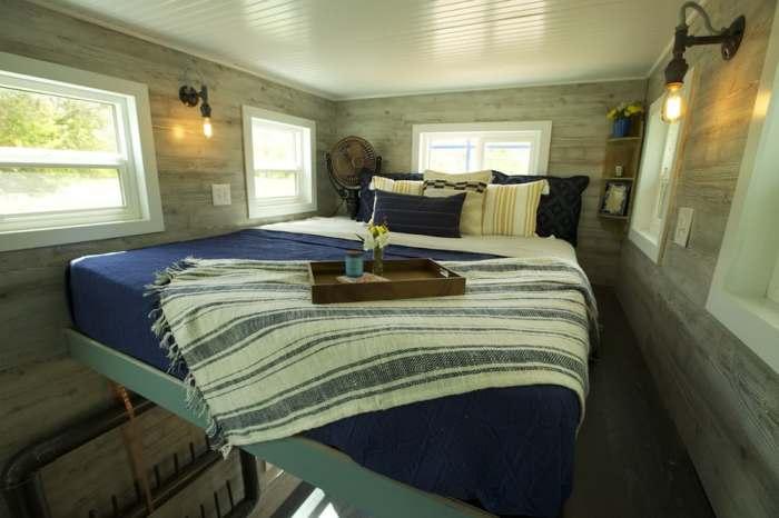 Ski Lodge - дом на колёсах, который идеально подходит для любого климата