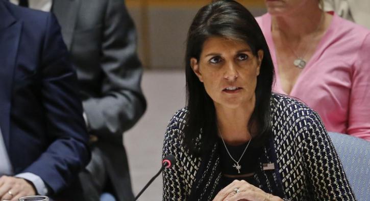 Одна ядерная бомба решила всё: в Москве ответили Хейли на «недостойную Сирию»
