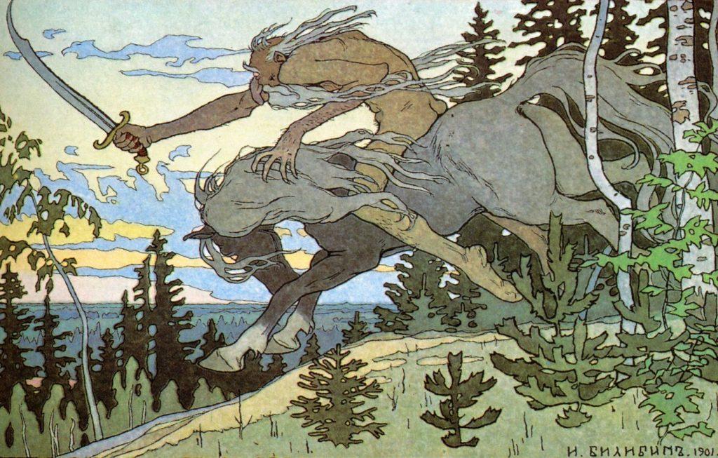 Самые опасные существа из славянской мифологии 17
