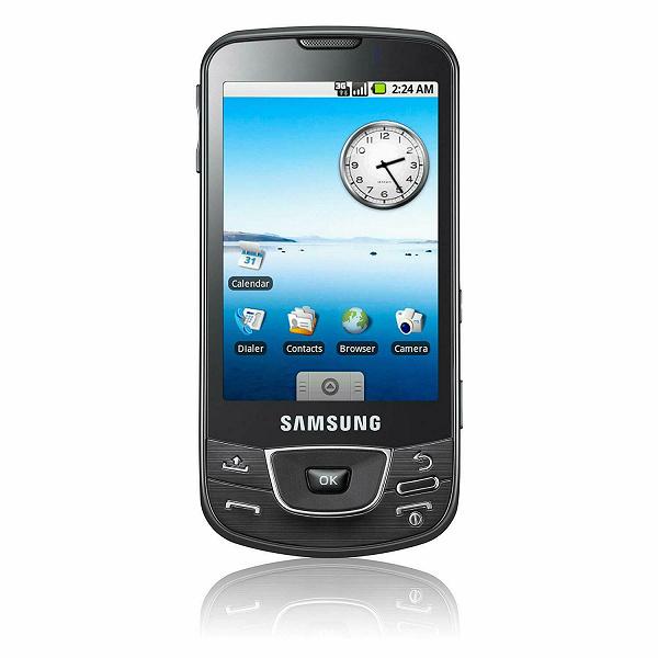 Важная дата: смартфону Samsung Galaxy  — первому аппарату компании с Android — 10 лет новости,смартфон,статья