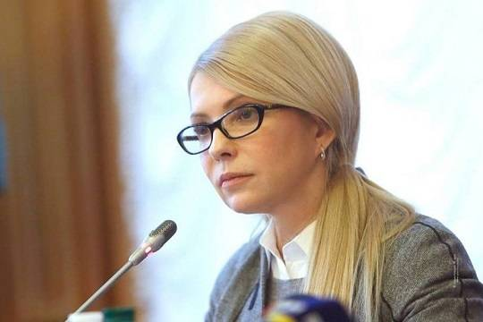Газовая принцесса – президент Украины?