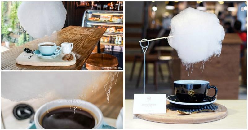 Необычная подача кофе в одном кафе в Шанхае сделало его очень популярным