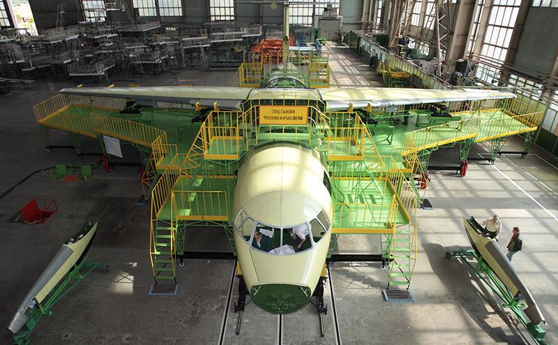 Лебединая песня Ан-148: Россия не спасла украинский авиапром
