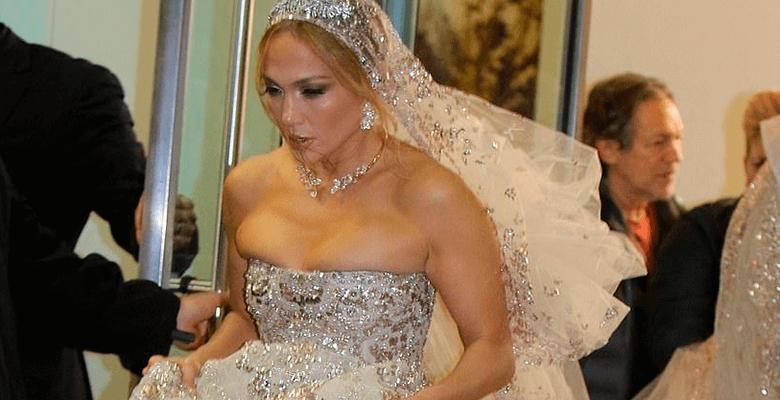 Дженнифер Лопес вышла замуж,…