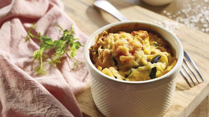 Нежнейшее овощное суфле.  Фото: gorenje.com.