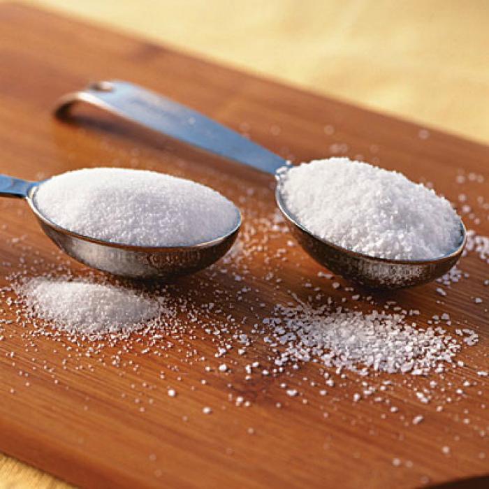 Соль и сахар для усиления вкуса. | Фото: Hudo.