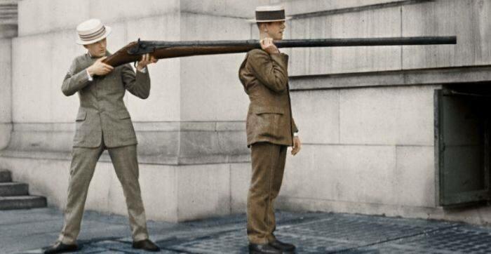 Пунтовое ружьё. Источник изображения: