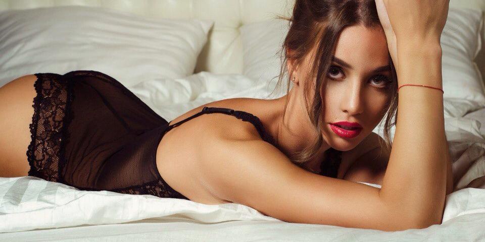 """Самые сексуальные фото """"Девушки года"""" по версии журнала Playboy"""
