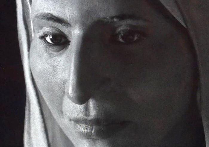 Портрет, полученный в результате реконструкции облика Марии Магдалины французскими учеными | Фото: kp.ru