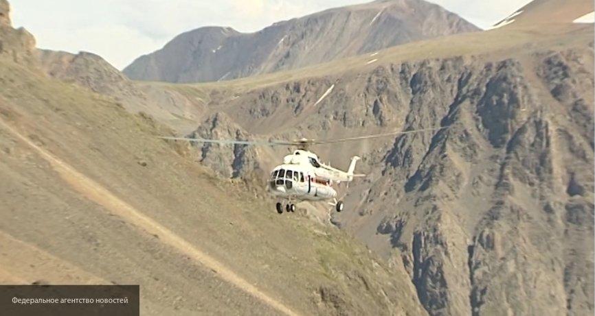 В Бурятии 18-летний парень сорвался с 25-метровой высоты и остался жив