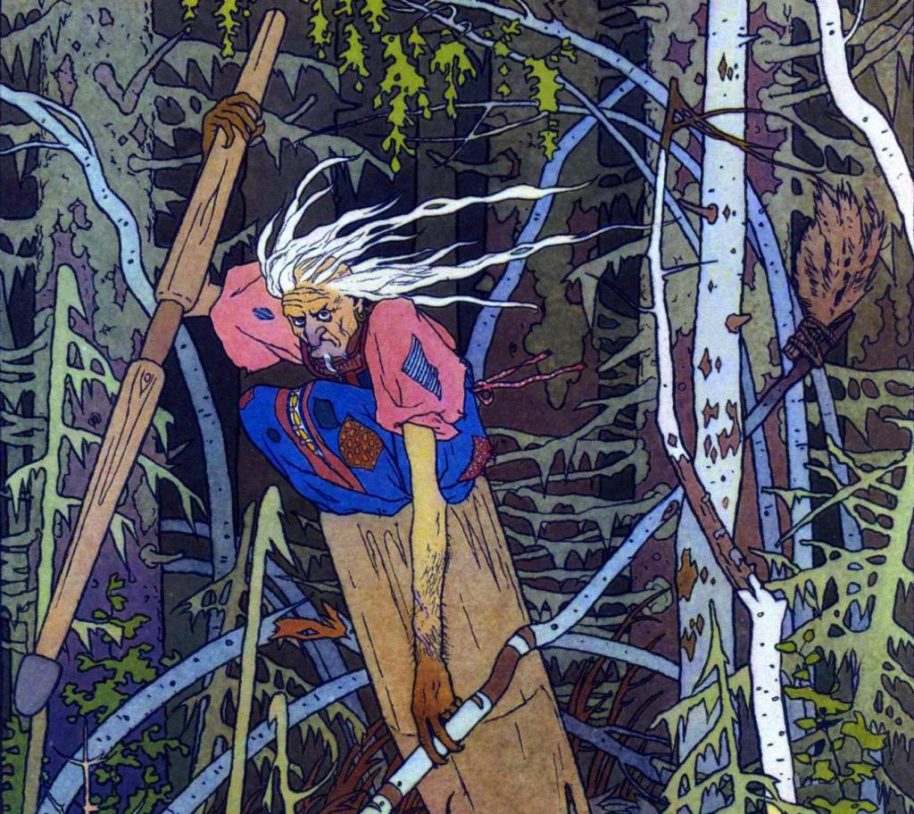 Самые опасные существа из славянской мифологии 12