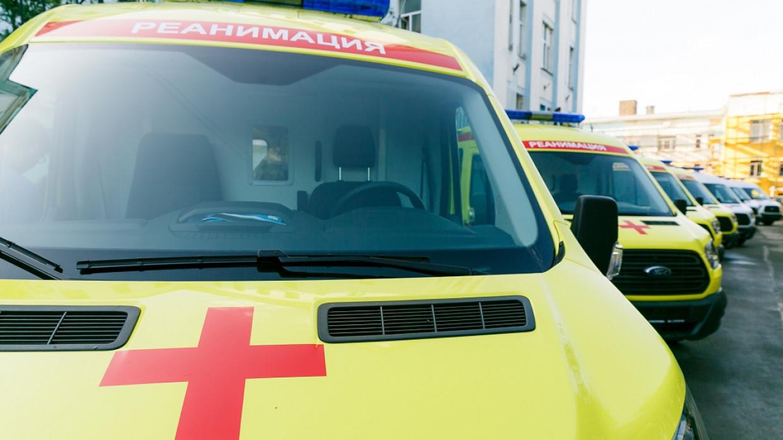 Четыре человека пострадали в ДТП со школьным автобусом в Краснодарском крае Происшествия