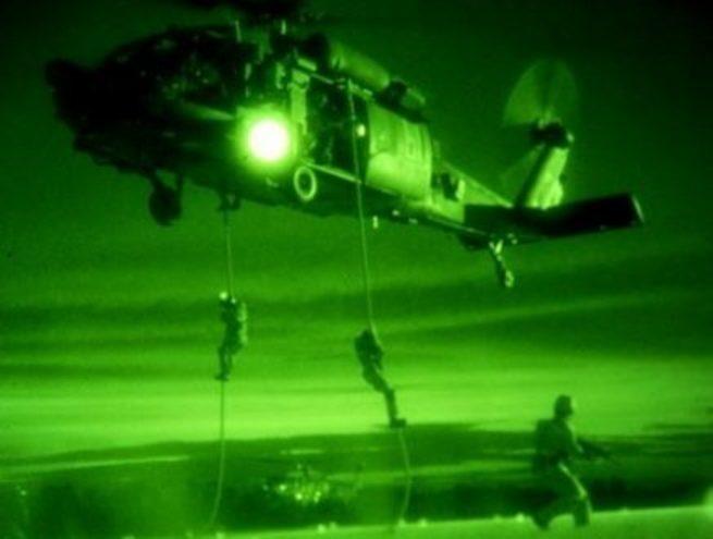 США провели десантно-спасательную операцию перед Идлибской бойней