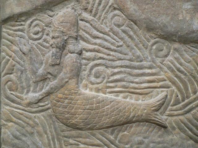 Легенды о морских человекоподобных существах. Часть 2