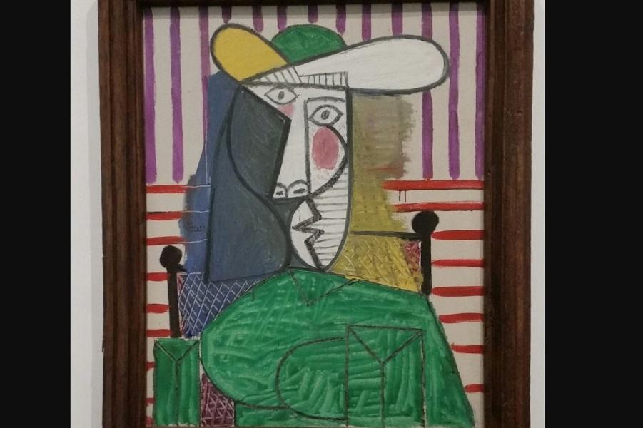 Драма Доры Маар: изувеченный портрет работы Пабло Пикассо в Тейт Модерн