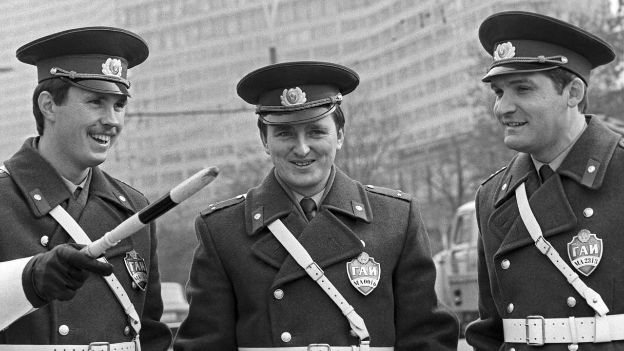 Хронология изменений российской милиции/полиции