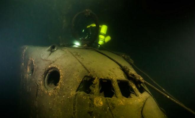 Обследование подлодки-призрака: дайверы погрузились в северные воды для изучения Щ-317