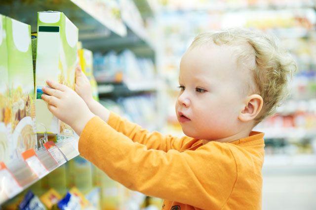 Календарь еды. Какие продукты и с какого возраста надо давать ребенку?