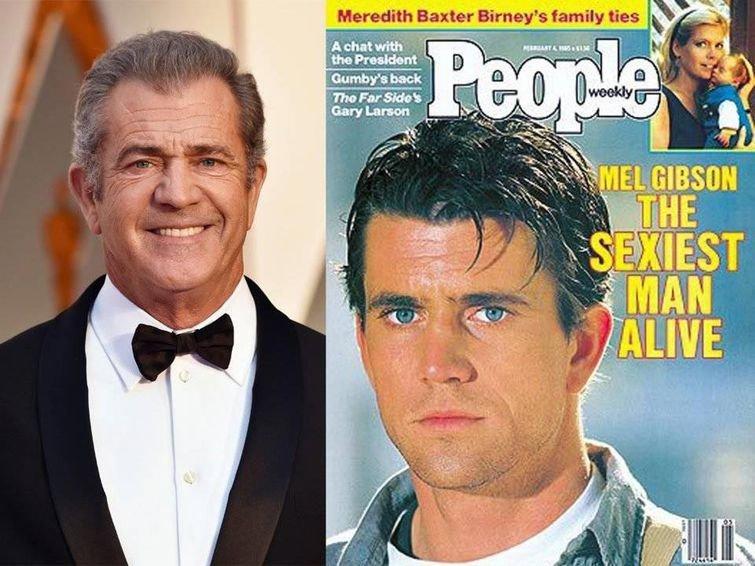 Все самые сексуальные мужчины мира с 1985 года по мнению журнала People