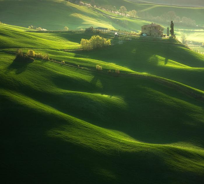 Идилия Тоскании
