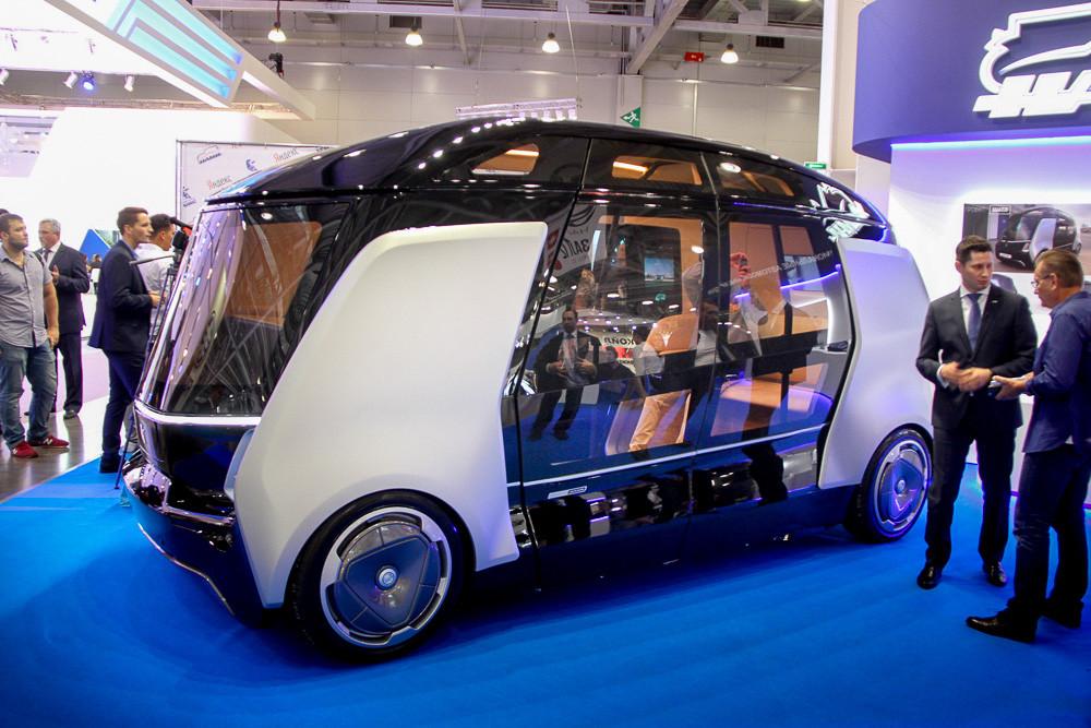 Беспилотный транспорт в России: будущее и настоящее