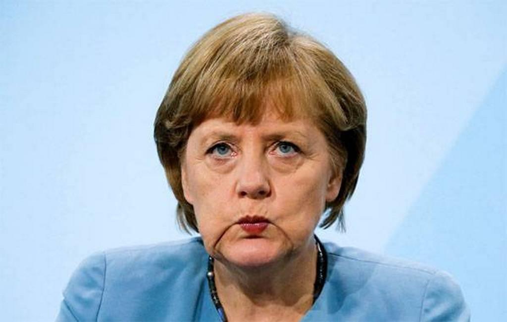 Меркель объяснила причину св…