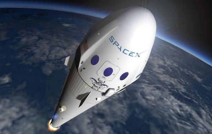 SpaceX  Фото: ЭкоТехника.