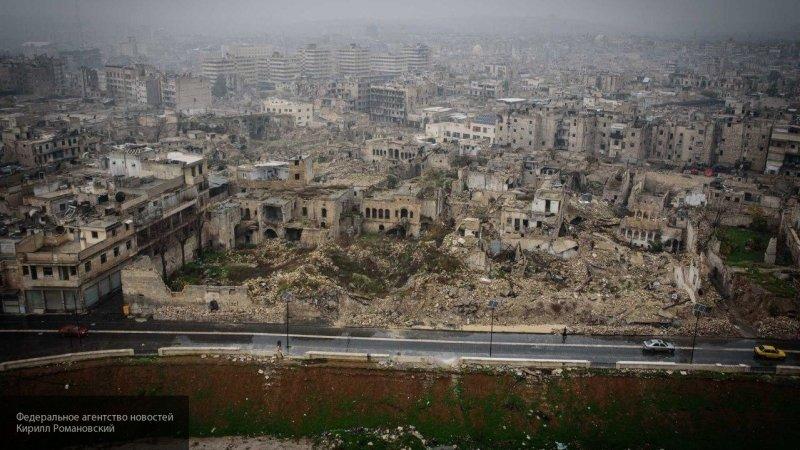 Сирийцы устали быть беженцами и остаются в Алеппо, несмотря на атаки террористов