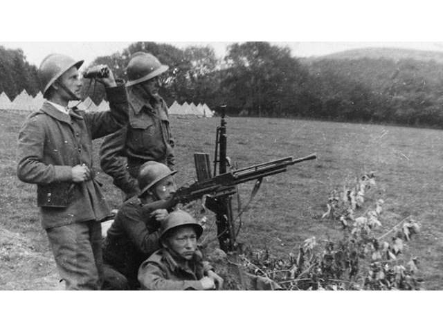 Вторая мировая началась НЕ 1 сентября 1939 года
