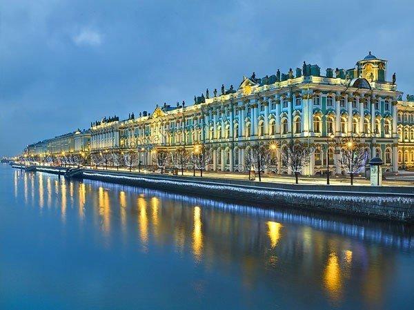 5-Зимний дворец Исаакиевский собор, Самые красивые здания СПб, Санкт - Петербург
