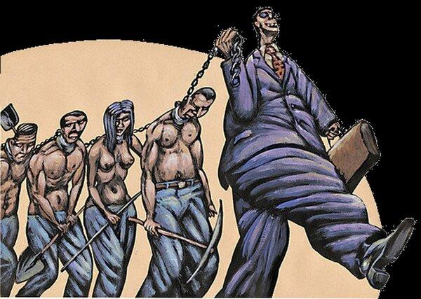 """Учительское рабство - """"когда же мы стали рабами?..."""""""