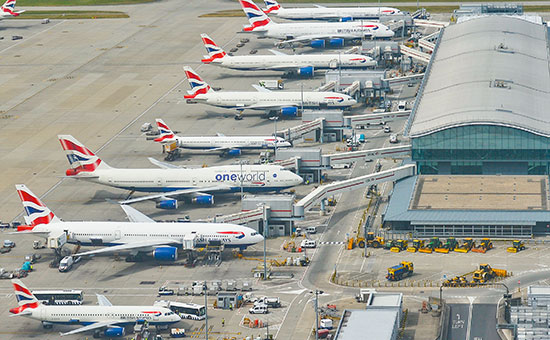 British Airways: кошмар на новоселье, или День сурка 1 ч.