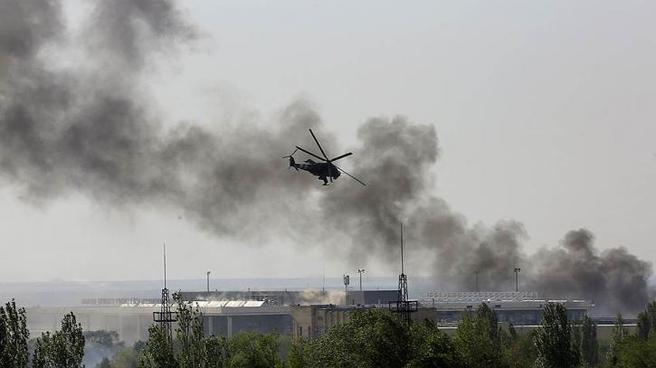 «Столько раненых, что врачи не спят и ночью»: срочный борт из Донбасса прибыл в Киев