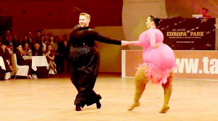 ''Толстяки'' покорили интернет своим позитивным крутым танцем зарубежная