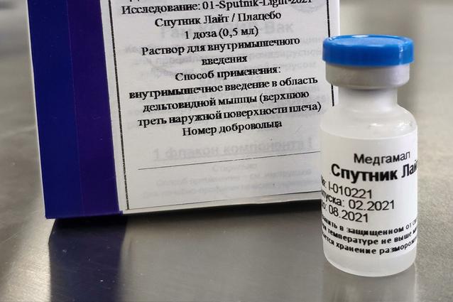 «Спутник Лайт»: зачем нужна новая версия российской вакцины