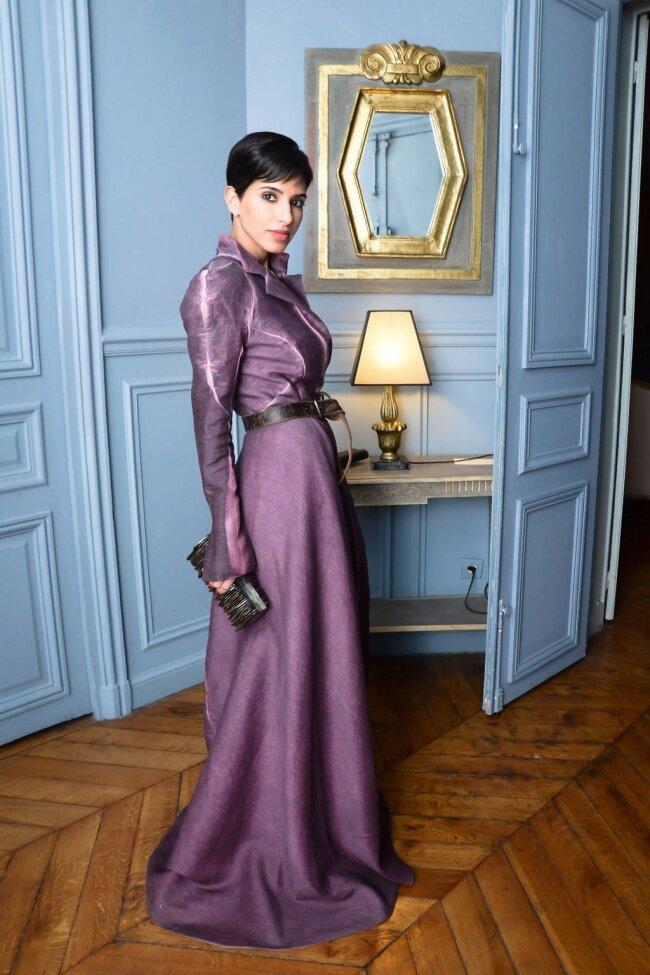 Изящно и экстравагантно: необычный стиль принцессы Саудовской Аравии