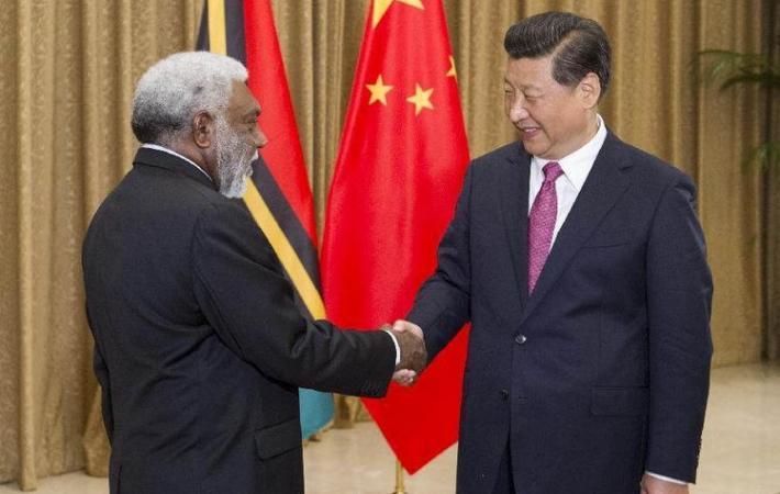 Китай хочет создать свою вое…