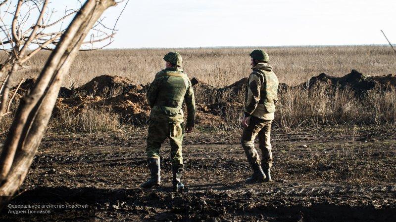 Житель поселка под Донецком подорвался на мине и остался без ног