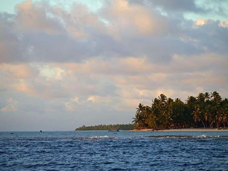 В промежутке между 1950 и 1970 годами на маленьком острове проживало около 300 человек жизнь, интересно, люди, остров, факты