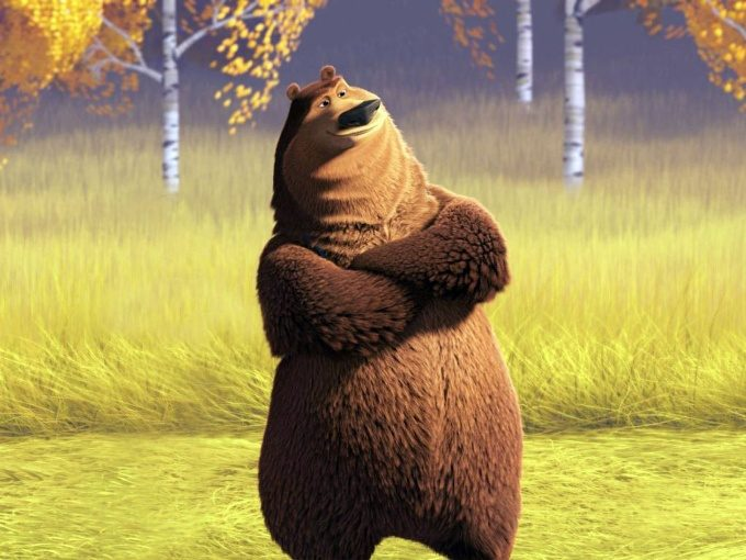 Где живёт медведь? Задачка по физике из китайской средней школы